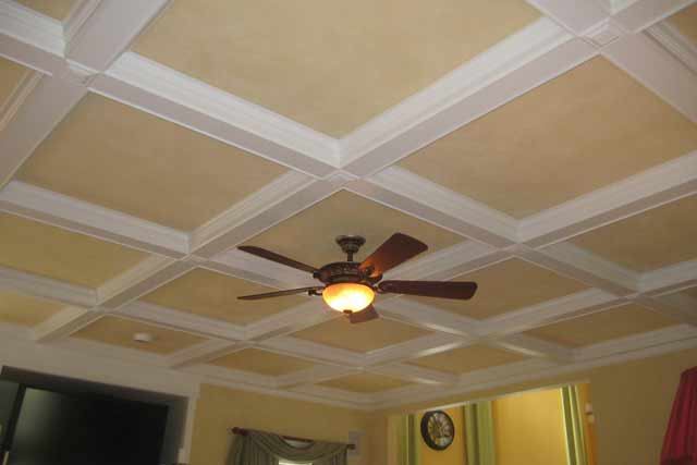 Best Coffered Ceilings