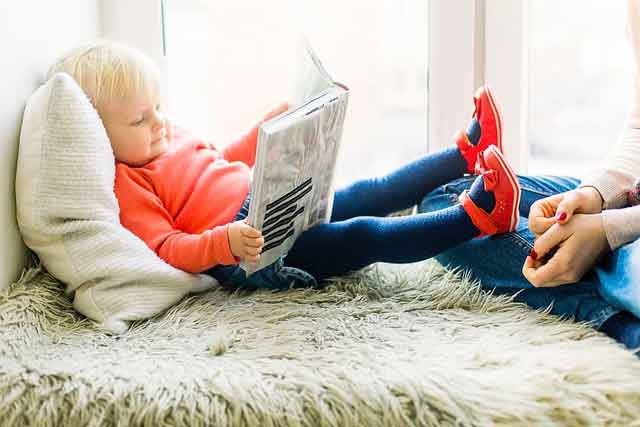 reading place for your children