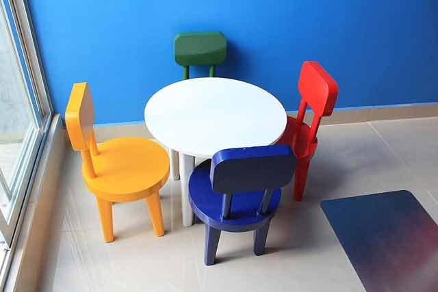 Mini Furniture- Mini Chairs