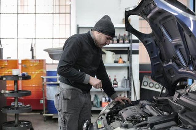 Car engine quality